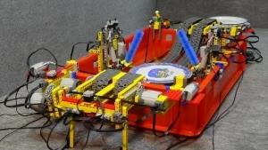 Eine automatische Geschirr-Waschstraße aus LEGO | Gadgets | Was is hier eigentlich los?