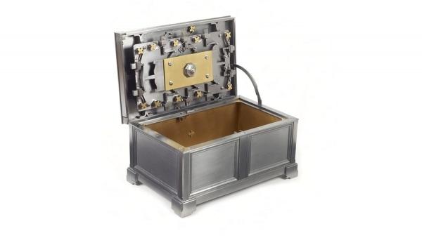 Eine von Hand gefertigte Puzzle-Box von Seth Gould | Handwerk | Was is hier eigentlich los? | wihel.de