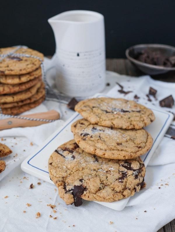 Line backt Salty Chocolate-Chip-Cookies | Line backt | Was is hier eigentlich los? | wihel.de