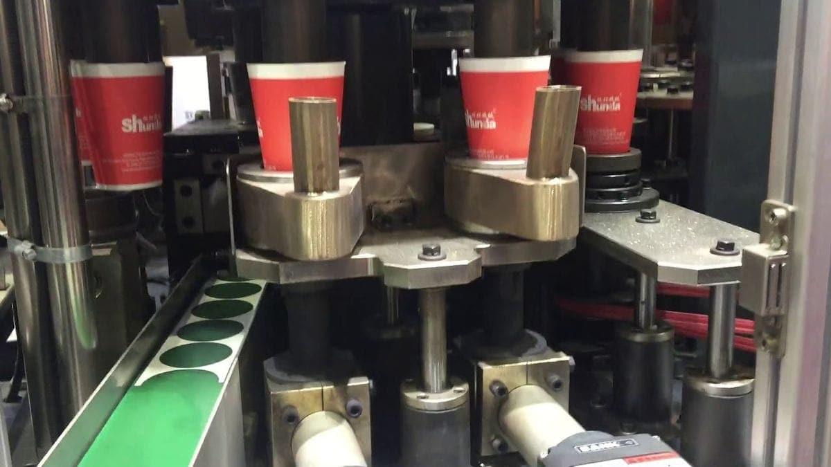 Wie Pappbecher hergestellt werden | Gadgets | Was is hier eigentlich los?