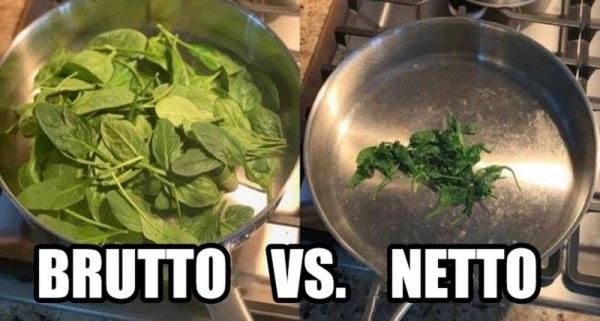 Brutto vs. Netto | Lustiges | Was is hier eigentlich los?