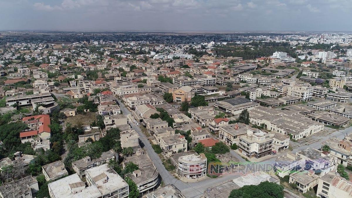 Drohnenaufnahmen der größten Geisterstadt in Europa | Was gelernt | Was is hier eigentlich los?