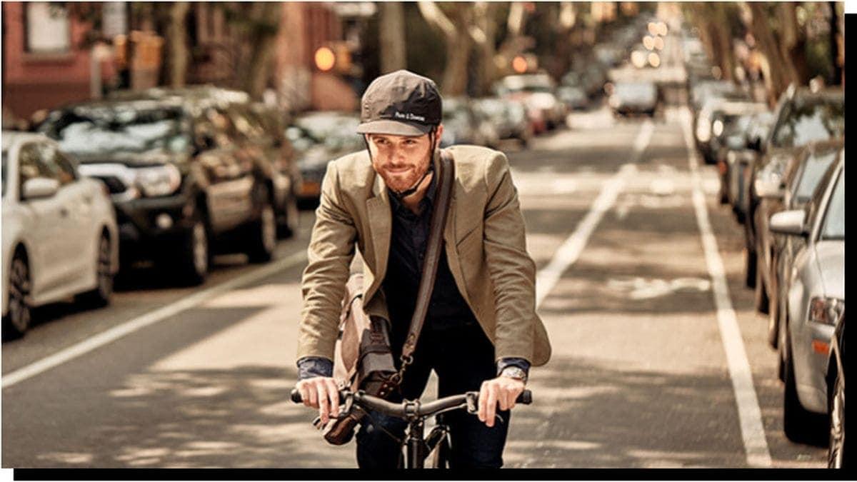 Ein Fahrradhelm zum Falten | Gadgets | Was is hier eigentlich los?