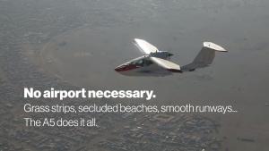 Ein Miniflugzeug für Zuhause – das ICON A5 | Gadgets | Was is hier eigentlich los? | wihel.de