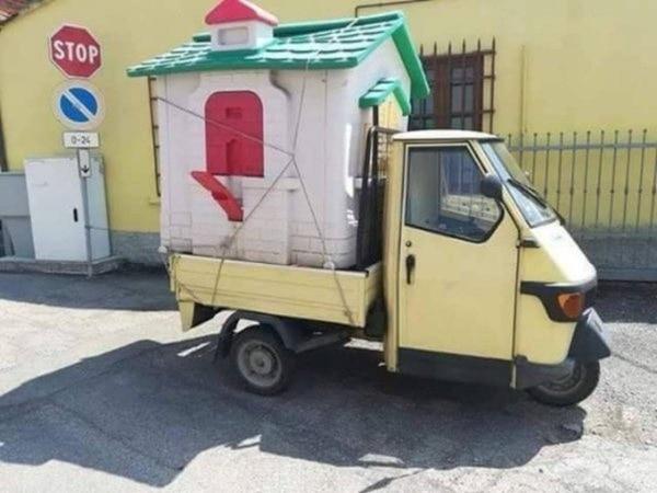 Ein Wohnmobil für den schmalen Geldbeutel | Lustiges | Was is hier eigentlich los? | wihel.de