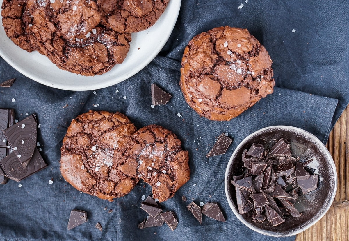 Line backt die ultimativen Chocolate Cookies | Line backt | Was is hier eigentlich los?