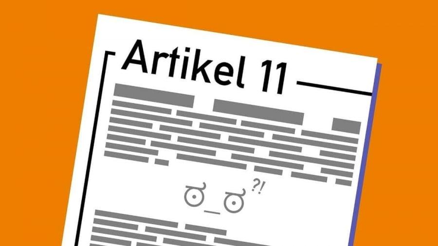 Nicht nur Artikel 13 ist ein großer Quatsch | Bloggerei | Was is hier eigentlich los?