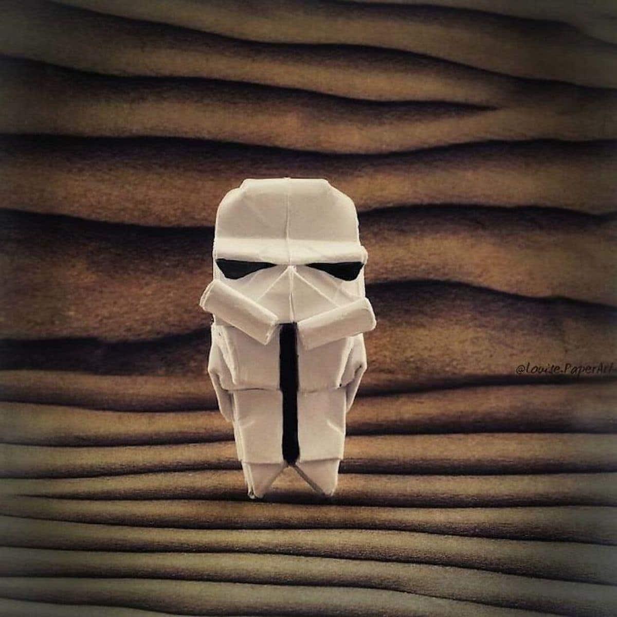 Origami-Figuren von Louise Cassidy | Design/Kunst | Was is hier eigentlich los?