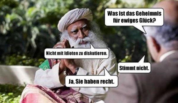 Praktische Anwendung: Nicht mit Idioten diskutieren! | Lustiges | Was is hier eigentlich los? | wihel.de
