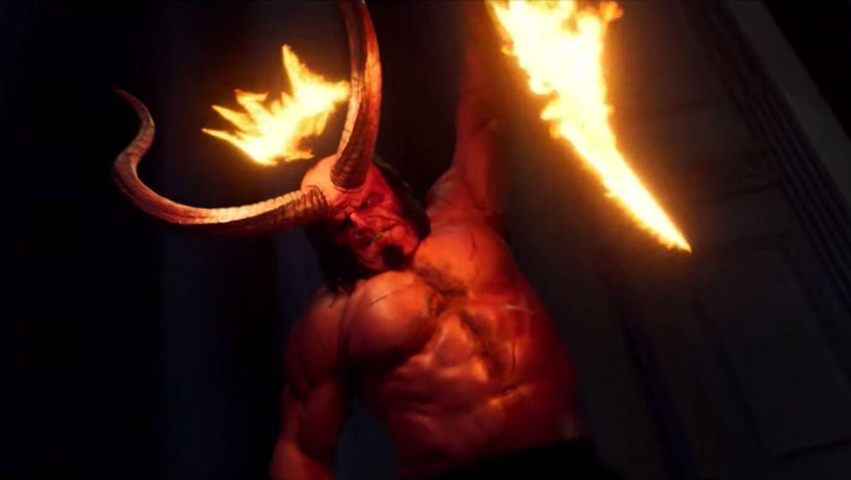 Trailer: Hellboy | Kino/TV | Was is hier eigentlich los?