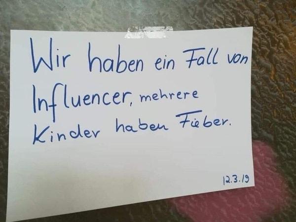 Vorsicht, Influencer! | Lustiges | Was is hier eigentlich los? | wihel.de