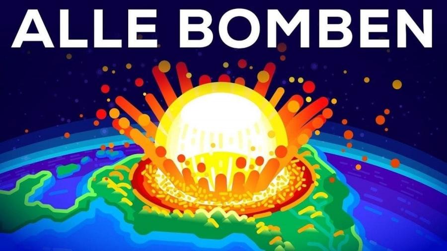 Was passiert, wenn man alle Atombomben gleichzeitig zündet? | Was gelernt | Was is hier eigentlich los?