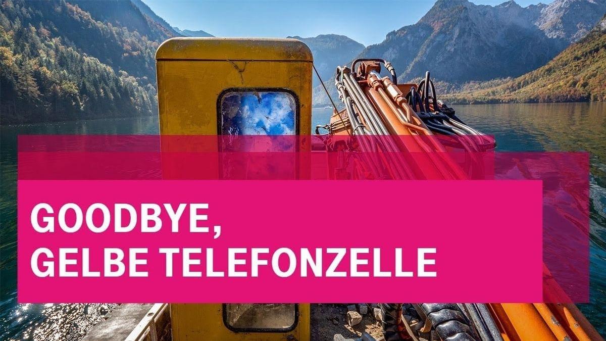 Die letzte Telefonzelle wurde abgerissen | Zeitgeschichte | Was is hier eigentlich los?