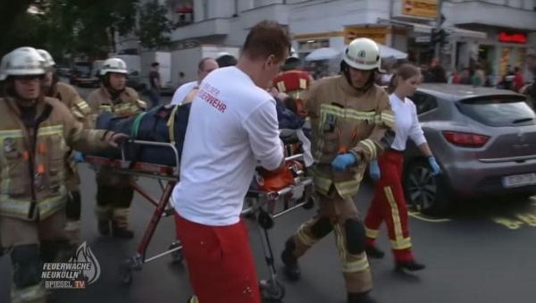 Dokumentation: Feuerwache Berlin-Neukölln | Was gelernt | Was is hier eigentlich los? | wihel.de