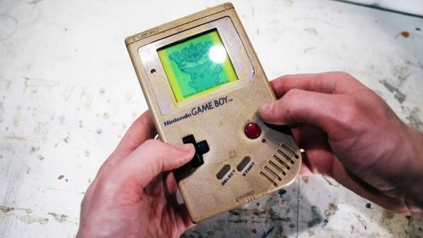 Ein restaurierter Gameboy ohne viel Gesabbel   Gadgets   Was is hier eigentlich los?   wihel.de