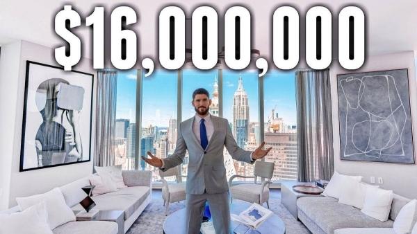 Eine Tour durch ein 16 Millionen-Dollar-Apartment in New York | Awesome | Was is hier eigentlich los?