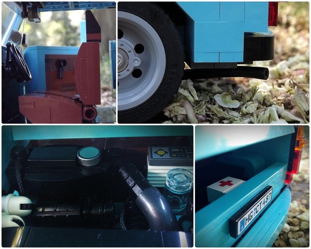 Ein Trabant 601 aus LEGO   Gadgets   Was is hier eigentlich los?