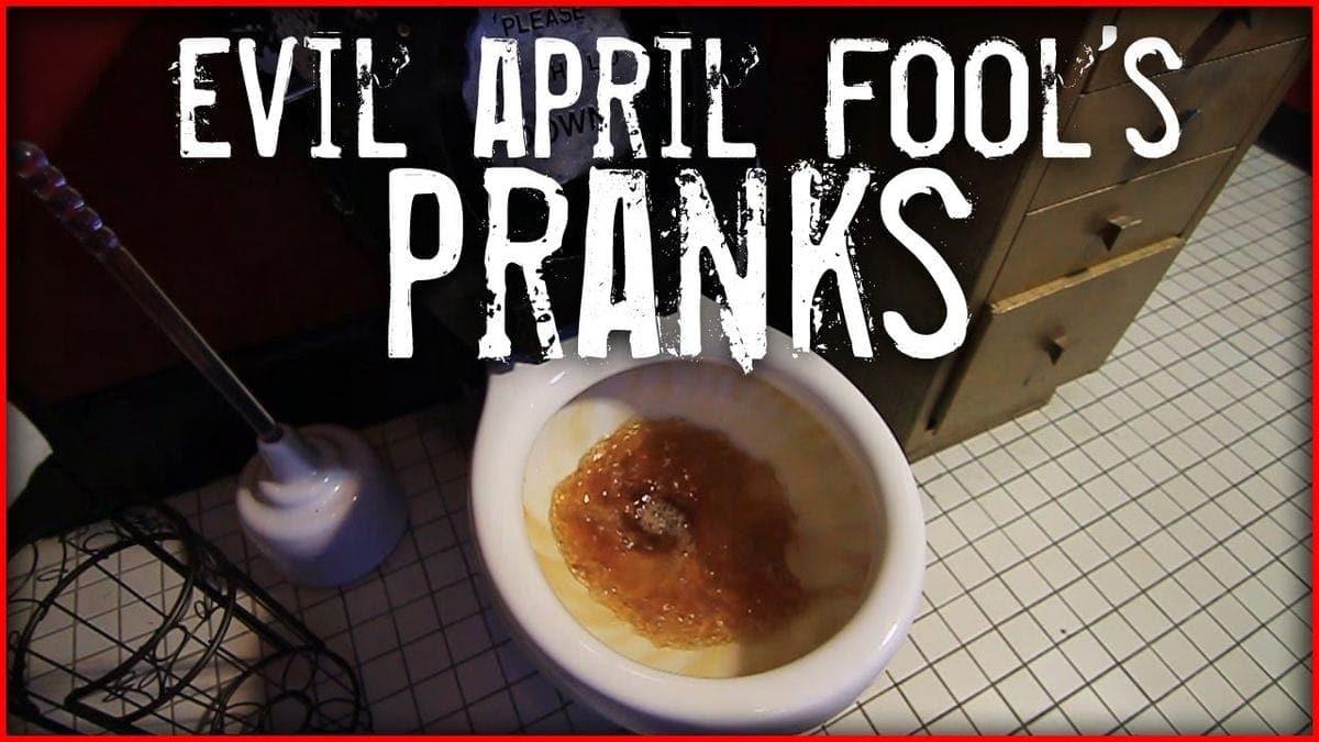 Fiese Aprilscherze für nächstes Jahr | Lustiges | Was is hier eigentlich los?