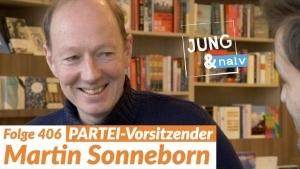 Martin Sonneborn über seine Karriere & Europa | Menschen | Was is hier eigentlich los? | wihel.de