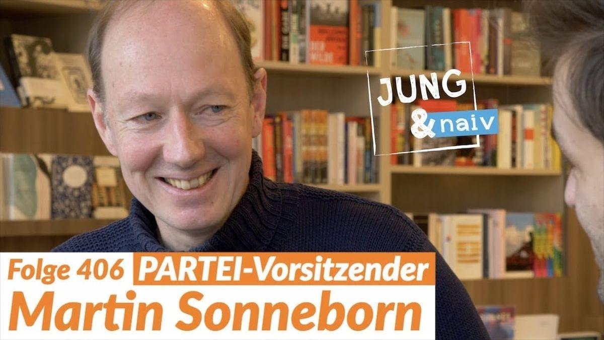 Martin Sonneborn über seine Karriere & Europa | Menschen | Was is hier eigentlich los?