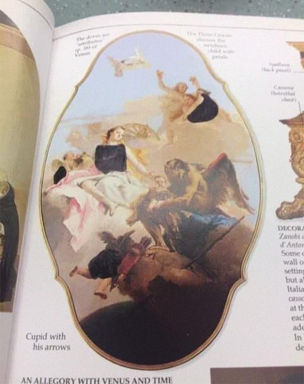 Absurd christliche Zensur von Kunstbüchern   WTF   Was is hier eigentlich los?   wihel.de