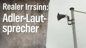 Adler gegen Windkraftanlage – Lautsprecher gegen Adler | Lustiges | Was is hier eigentlich los?