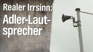 Adler gegen Windkraftanlage – Lautsprecher gegen Adler | Lustiges | Was is hier eigentlich los? | wihel.de