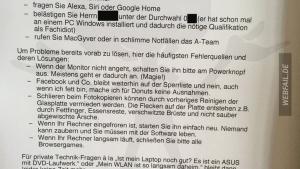 Der beste Abschiedsbrief eines IT-ler | Lustiges | Was is hier eigentlich los?