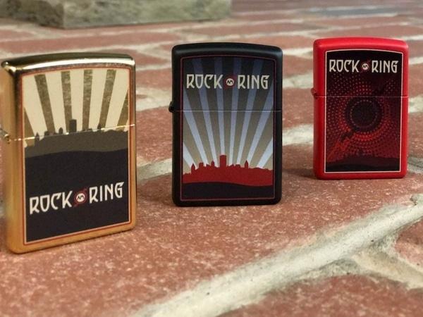 Gewinnspiel: Exklusive Rock am Ring Zippo Feuerzeuge! | sponsored Posts | Was is hier eigentlich los?
