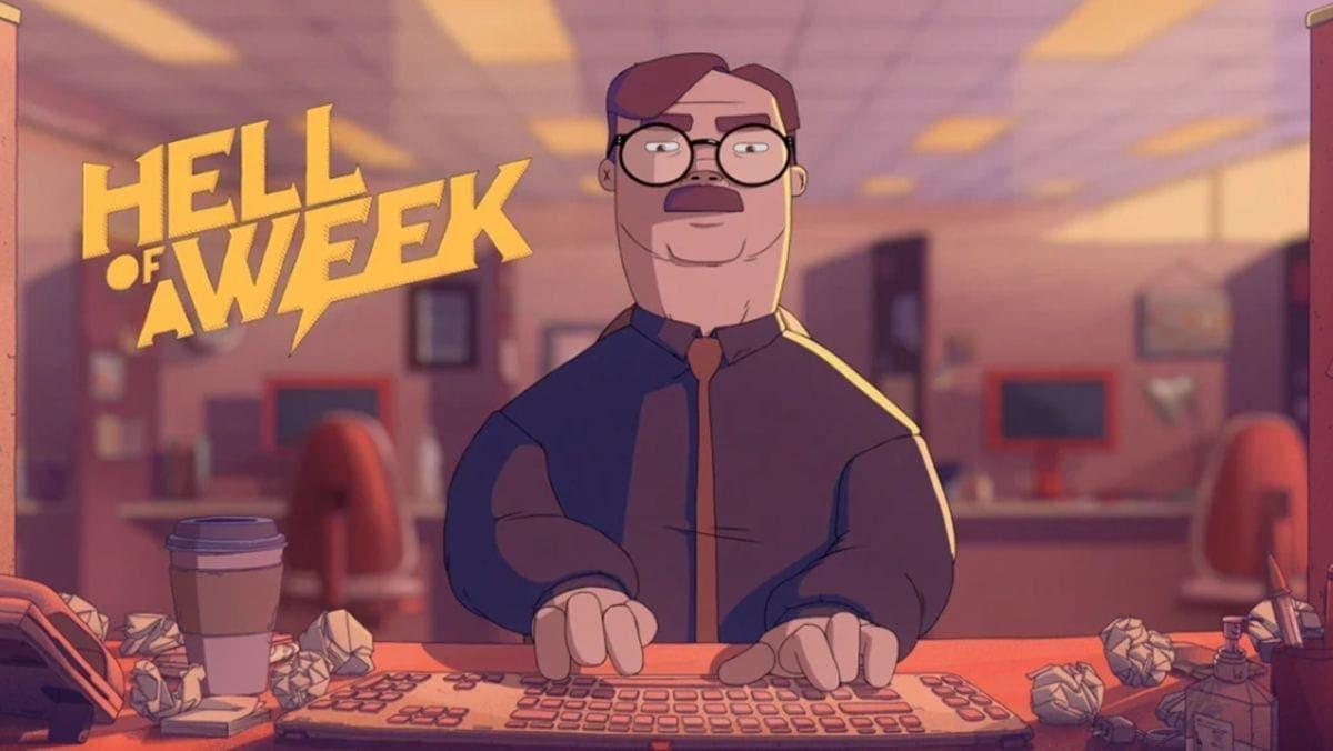Hell of a week – Wie meine Woche im Büro aussieht. Jede. | Animation | Was is hier eigentlich los?