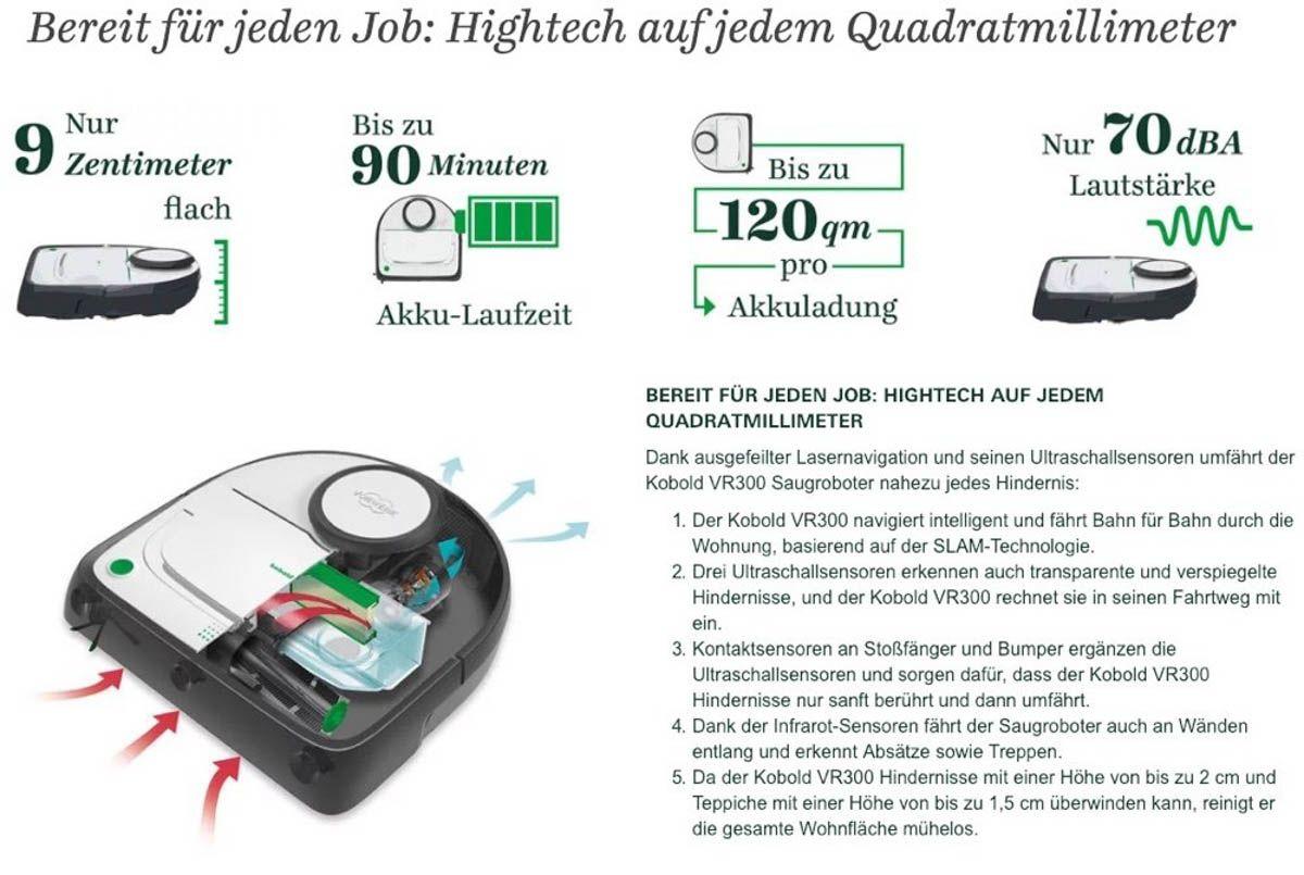 Test: Der Vorwerk VR300 Saugroboter | sponsored Posts | Was is hier eigentlich los?