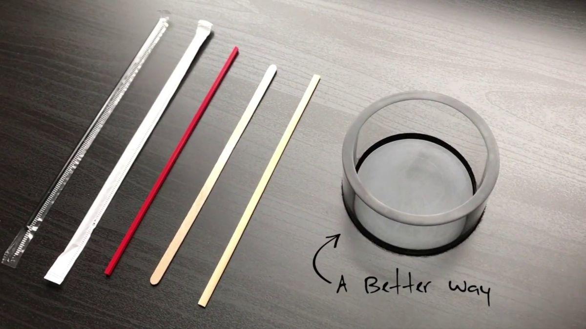 The Stircle macht Wegwerf-Kaffeelöffel überflüssig | Gadgets | Was is hier eigentlich los?