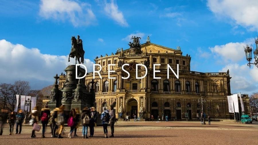 Timelapse: Dresden in 4K | Timelapse | Was is hier eigentlich los?