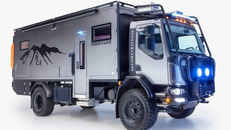 Ein Expeditions-Truck für $500.000 | Gadgets | Was is hier eigentlich los?