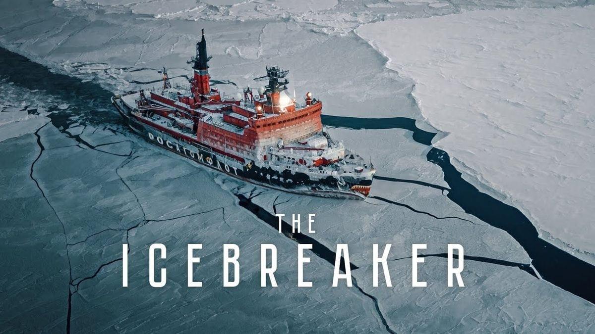 Eisbrecher, beeindruckend in Szene gesetzt | Gadgets | Was is hier eigentlich los?