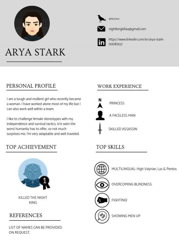 Game of Thrones – Recruitment Edition | Design/Kunst | Was is hier eigentlich los? | wihel.de