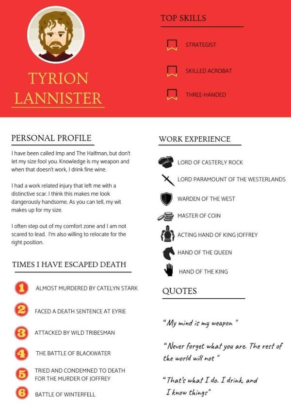 Game of Thrones – Recruitment Edition   Design/Kunst   Was is hier eigentlich los?