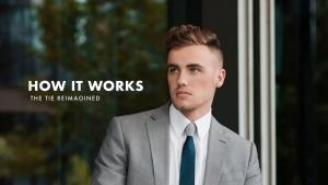 Magnetische Krawatten-Knoten von Modern Tie | Gadgets | Was is hier eigentlich los? | wihel.de
