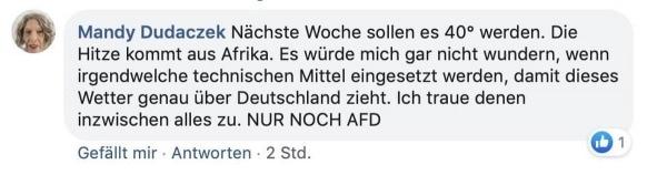 Mandy hat das Geheimnis der Hitzewelle gelüftet | WTF | Was is hier eigentlich los? | wihel.de