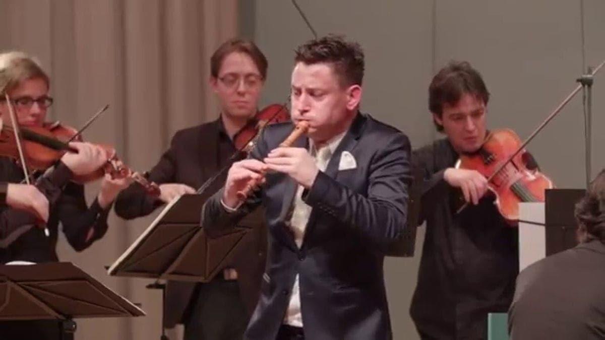 Maurice Steger: So spielt man Flöte! | Awesome | Was is hier eigentlich los?
