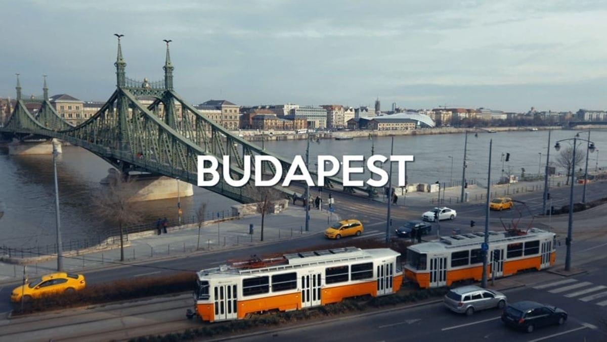 Timelapse: Budapest von Marco Baroni | Travel | Was is hier eigentlich los?