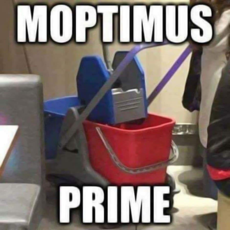 Traurig, was aus Optimus Prime geworden ist | Lustiges | Was is hier eigentlich los?