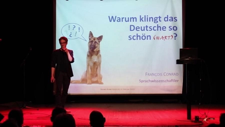 Warum das Deutsche so hart klingt | Was gelernt | Was is hier eigentlich los?