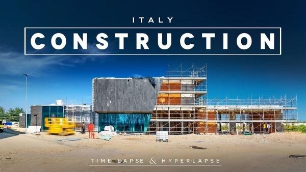 Construction Timelapse | Timelapse | Was is hier eigentlich los?