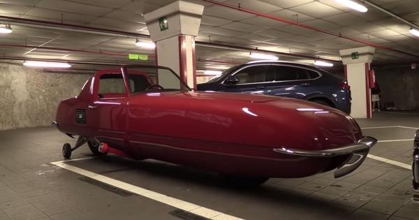 Das Gyro-X-Fahrzeug von 1967 | Gadgets | Was is hier eigentlich los?