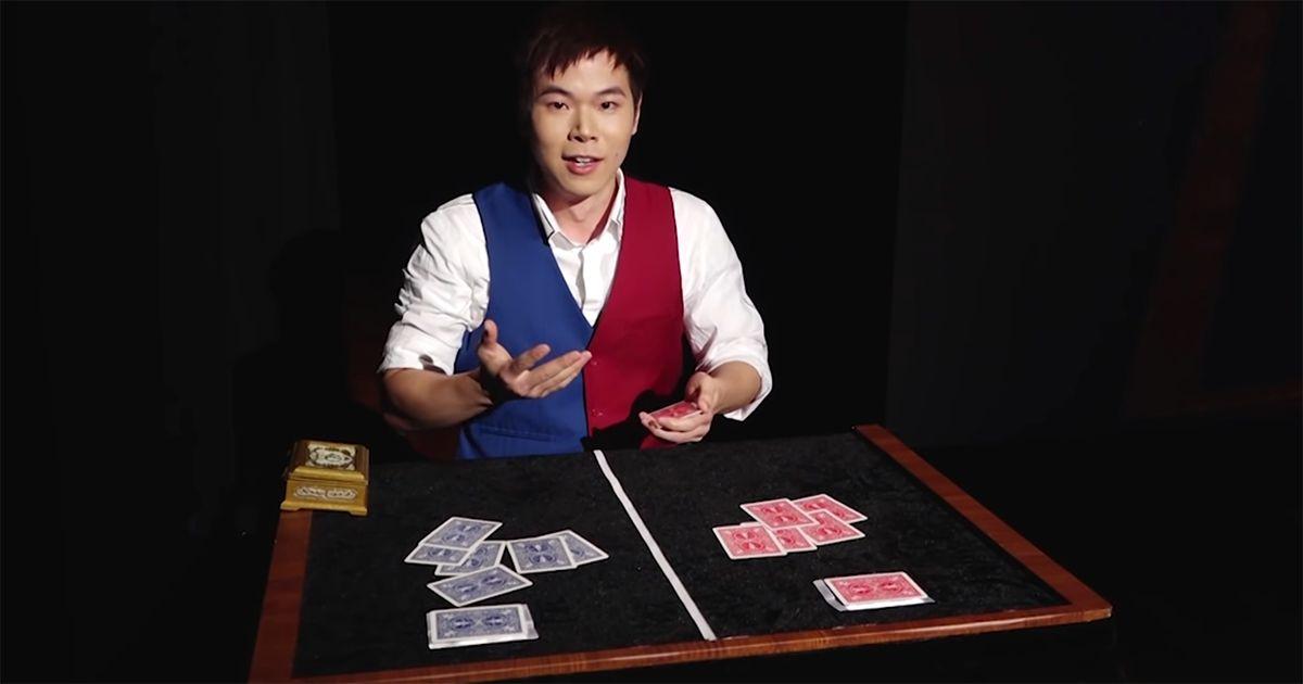 Der aktuell weltbeste Zaubertrick | Awesome | Was is hier eigentlich los?