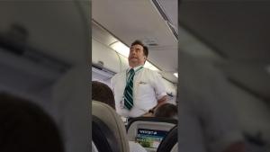 Die vielleicht beste Sicherheitsanweisung im Flugzeug, die ihr heute sehen werdet | Lustiges | Was is hier eigentlich los?