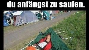 Die wichtigste Regel beim Camping | Lustiges | Was is hier eigentlich los?