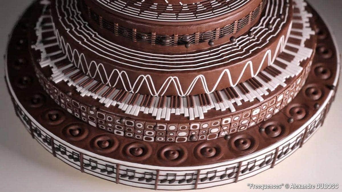 Eine beeindruckende Zoetrope-Torte von Alexandre Dubosc | Design/Kunst | Was is hier eigentlich los?
