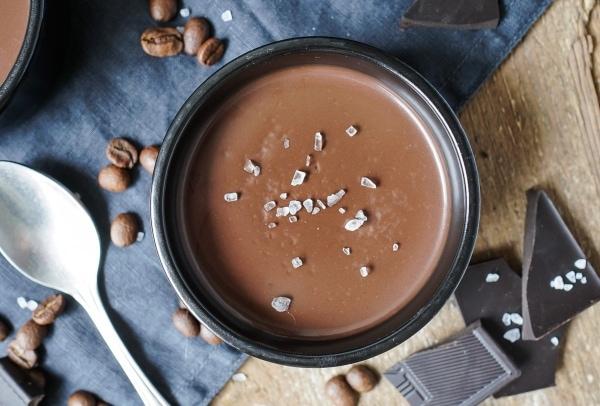 Line macht Schokoladen-Kaffee-Creme mit Meersalz | Line backt | Was is hier eigentlich los?